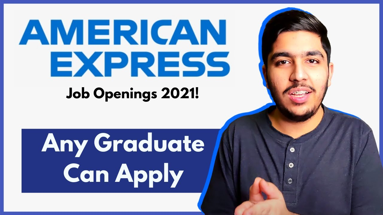 American Express Job For Freshers | Private Job Opening For Freshers | Jobs In Gurgaon