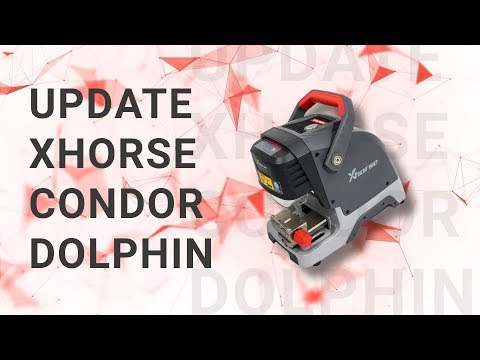 How To Update Xhorse Condor Dolphin