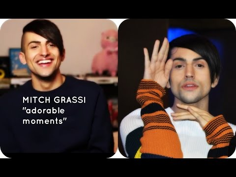 "MITCH GRASSI ""adorable moments"""