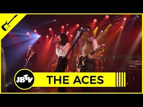 The Aces - Volcanic Love | Live @ JBTV