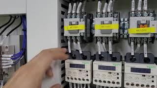 EOCR 과전류 계전기 간단한 EOCR결선 소개 사용방…