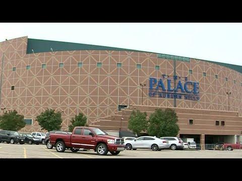 Palace of Auburn Hills set to close next month