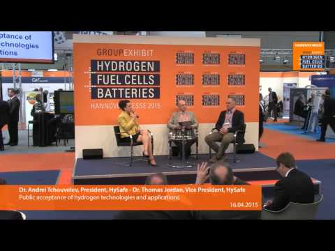 Public acceptance of hydrogen technologies and applications
