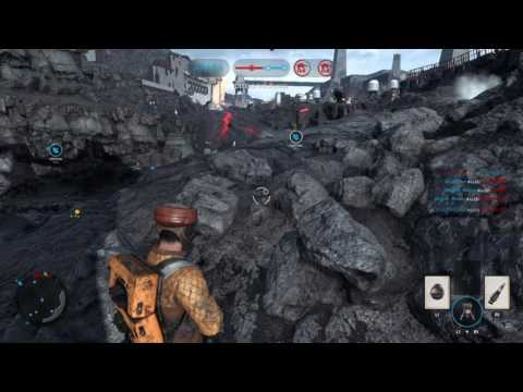 Yogiaox - Battlefront -  Goofing off