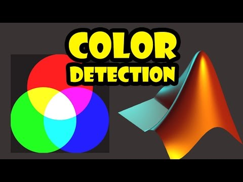Color Detection in MATLAB Live Video - The Engineering Projects