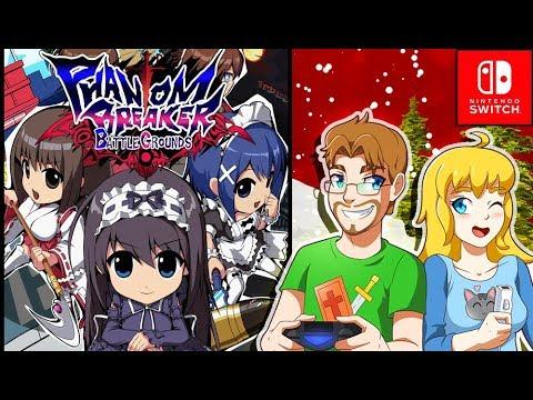 Phantom Breaker: Battle Grounds LONG PLAY (Nintendo Switch)