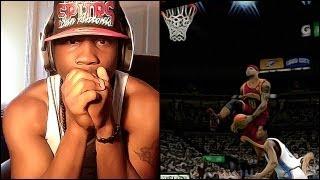 NBA 2k13 MyCAREER Playoffs - FaceCam QJB Hurt His Knee Like Neal Bridges - NBA Finals Gm 3