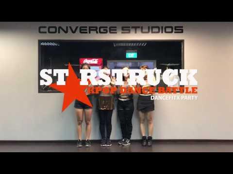 ||Starstruck K-Pop Dance Battle - Auditions|| - K.CREW