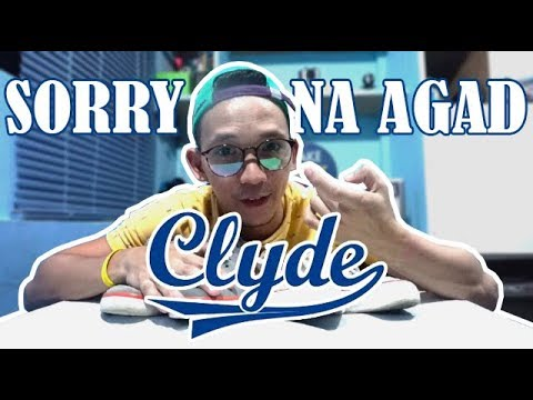 HOW TO CLEAN YOUR SHOES USING CLYDE SHOE CLEANER