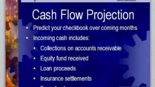 Cash Flow Projections For Small Business