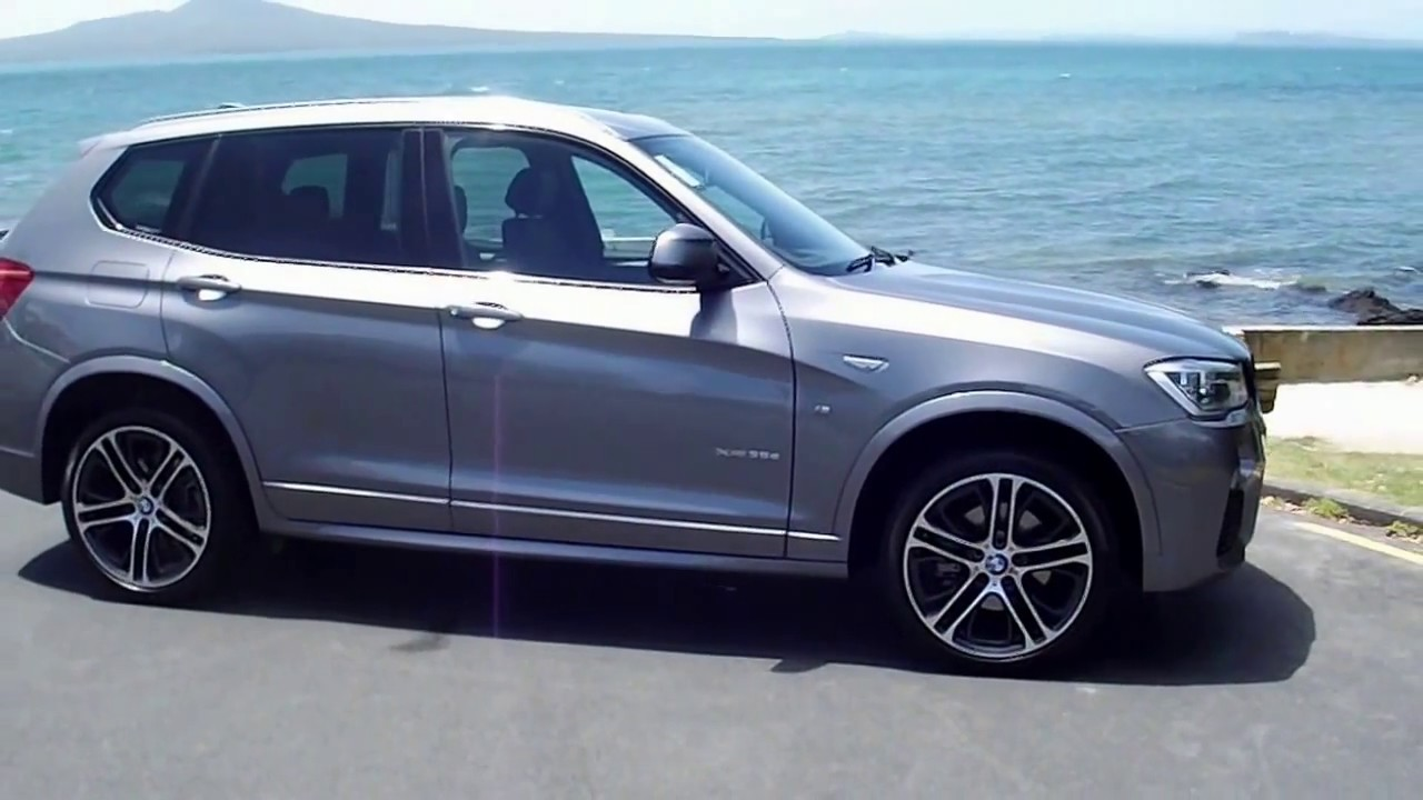 2016 bmw x3 35d m sport youtube. Black Bedroom Furniture Sets. Home Design Ideas