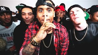 Teledysk: Cipha Sounds X Drewski Banned From Radio F/ Maino,Bodega  Bamz, Chinx, Troy Ave, Mack Wilds, CBD
