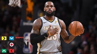 Jackie MacMullan on LeBron playing at all-time high: 'Are you serious?'   Around the Horn   ESPN