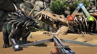 ARK: Survival Evolved - ВЫЖИВАЮ, ОХОЧУСЬ И СТРОЮ!! (ARK Ragnarok)