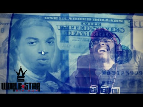 IM LIT! | B. LOU - Vroom WSHH | Reaction
