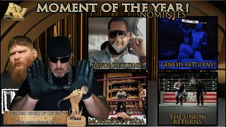 AOW: Moment Of The Year (Nominees)
