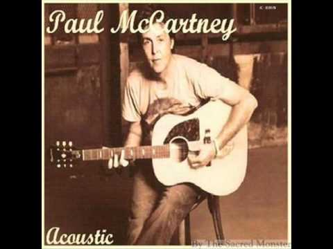 Paul Mccartney Unplugged Mtv