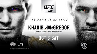 Full UFC 229 press conference: Conor McGregor v Khabib Nurmagomedov