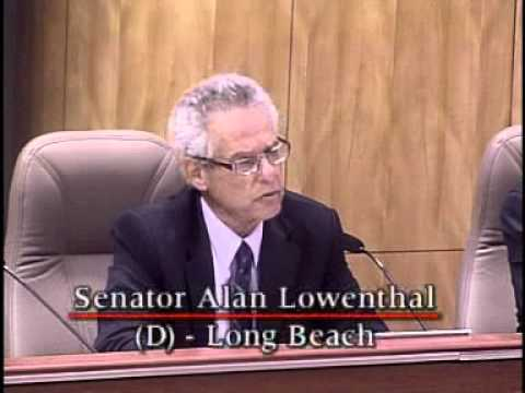 Senate Budget and Fiscal Review Committee - Part 2 2/18/2011
