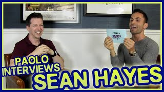 "Sean Hayes on Oprah's ""Will & Grace"" Surprise, Dreaming BIG & MORE!"