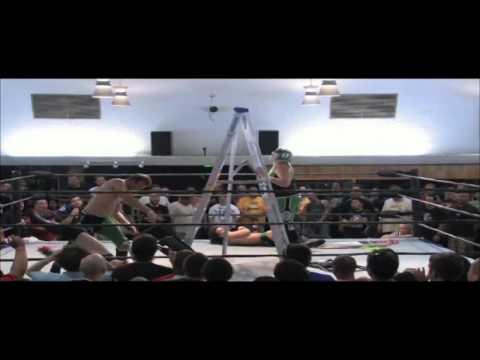 SSB vs YB vs FS - PWG Tag team Championships - Threemendous 3 - Highlights