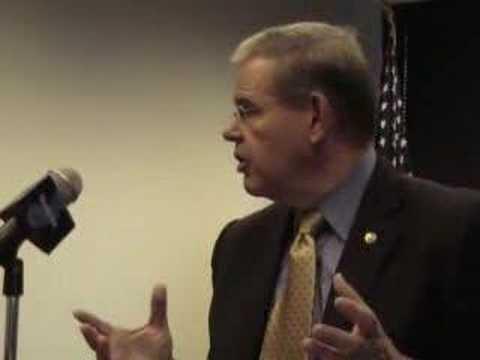 Blue Jersey's Interview of Bob Menendez: SCHIP