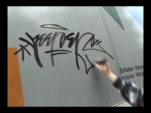 GRAFFITI - #36 - STOMPDOWN KILLAZ - LOST BOYZ 1,2,3 - SKI MASK SURREY BC CAPITAL Q