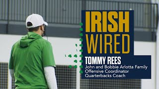 @NDFootball | Irish Wired: Tommy Rees (2021)