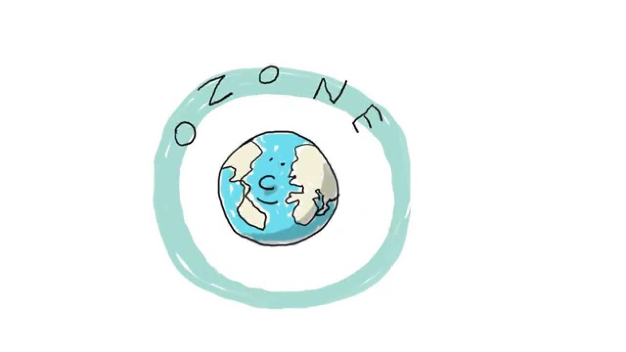 C 39 est quoi la couche d 39 ozone 1 jour 1 question youtube - Trou de la couche d ozone ...