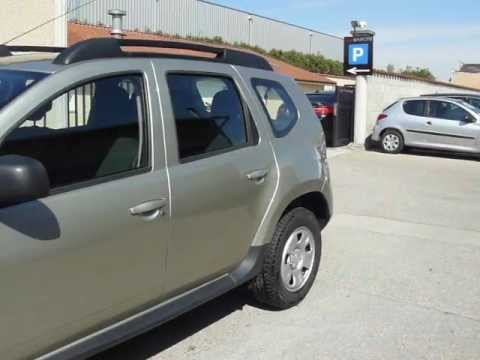 dacia duster 1 6 16v laureate 4x4 a prix discount youtube. Black Bedroom Furniture Sets. Home Design Ideas