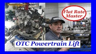 OTC Powertrain Lift Review