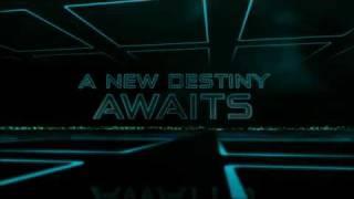 Tron Evolution Game Trailer