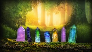 Raise Positive Vibrations In Your HOME   417 Hz + 639 Hz - Miracle Tones   Magical Positive Energy
