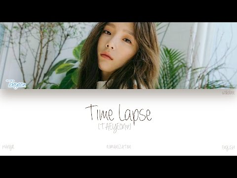 [HAN|ROM|ENG] TAEYEON (태연) - Time Lapse (Color Coded Lyrics)