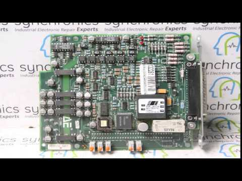 Advanced Energy - Power Supply Model-3152352-123A Repaired at Synchronics Electronics Pvt. Ltd.