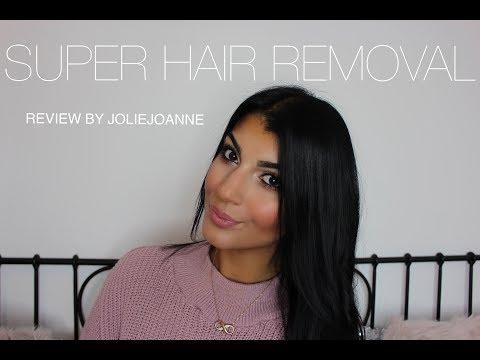 REVIEW: Dauerhafte Haarentfernung mit SHR