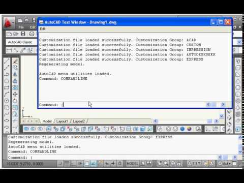 AutoLISP Programming Tutorial - 1A