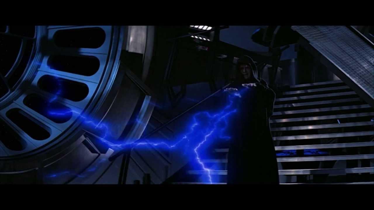 The Emperor Voiced by Mark Hamill's Joker