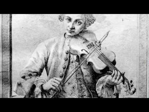 "Classical Music - Francesco Saverio Geminiani: Violin Sonata, Op.4 n.1 in D major, ""Largo"""