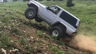 [OFF ROAD PARVA] Patrol vs Toyota vs Jeep (Patrol is the King)