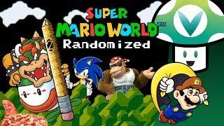[Vinesauce] Vinny - Super Mario World Randomized