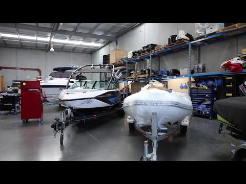 Advanced Marine Services - Workshop Tour