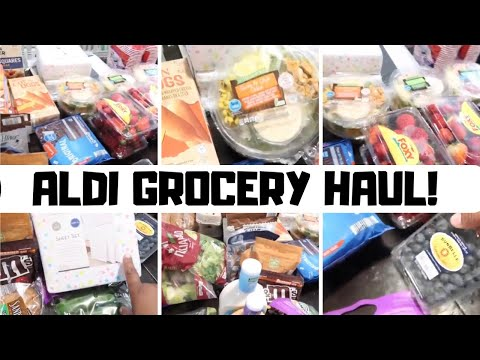 aldi-grocery-haul-//-target-items-too-//-good-deals-and-finds-//-shyvonne-melanie-tv