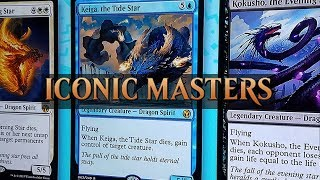 iconic masters spoilers