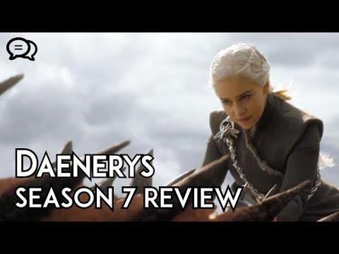 Daenerys game of thrones season 7 review youtube for Daenerys jewelry season 7