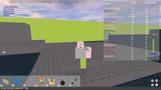 ROBLOX NOSTALGIA (link to game below)