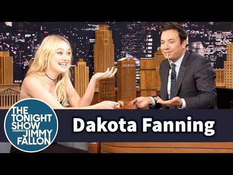 Dakota ning and Jimmy Prove Spaghetti is the Worst Date Food