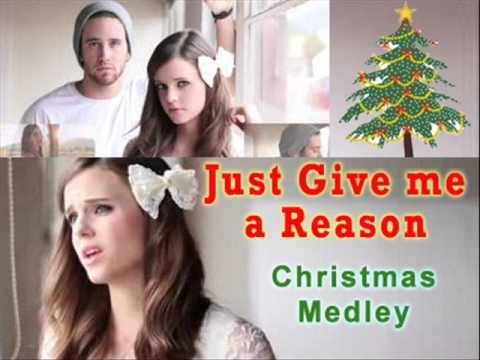 Just Give me a Reason Christmas Medley