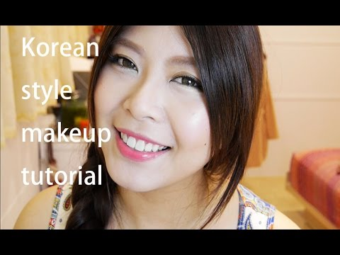 Chanya Korean Style Makeup Tutorial Elf Bareminerals Youtube