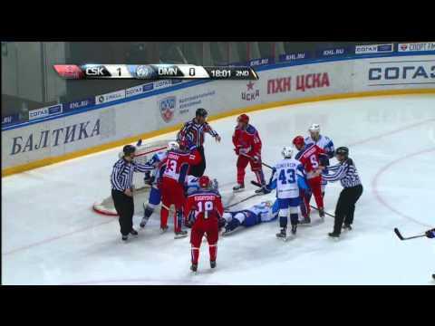 Dinamo Minsk @ CSKA 10/11/2015 / ЦСКА...